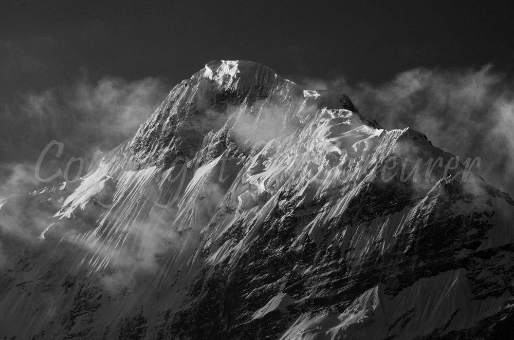 Nilgiri 7060m - Jomsom, Mustang