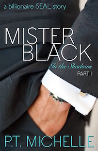 Mister Black by P.T. Michelle