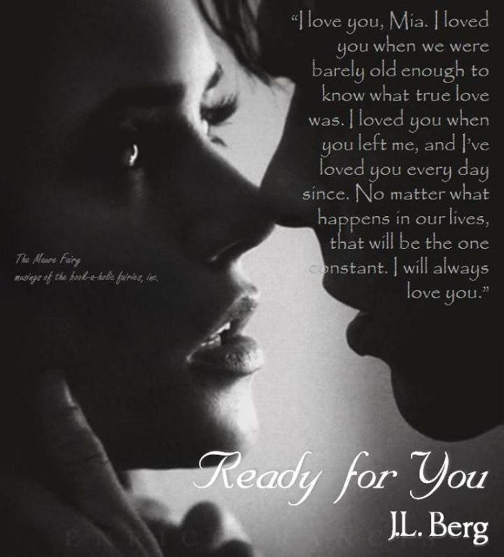 Ready for You by JL Berg