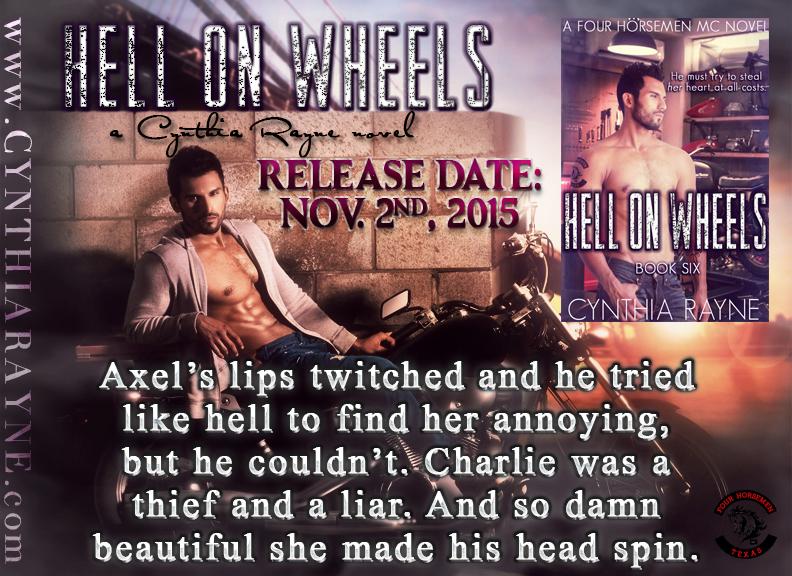 Hell On Wheels by Cynthia Rayne