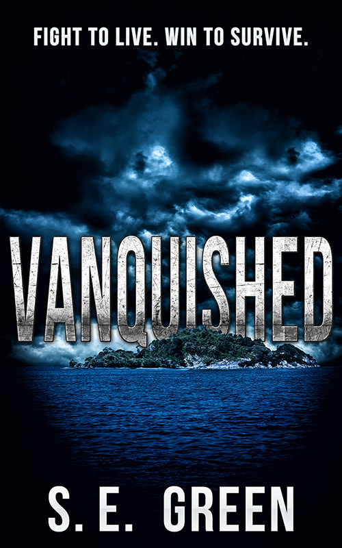 Vanquished by S.E. Green