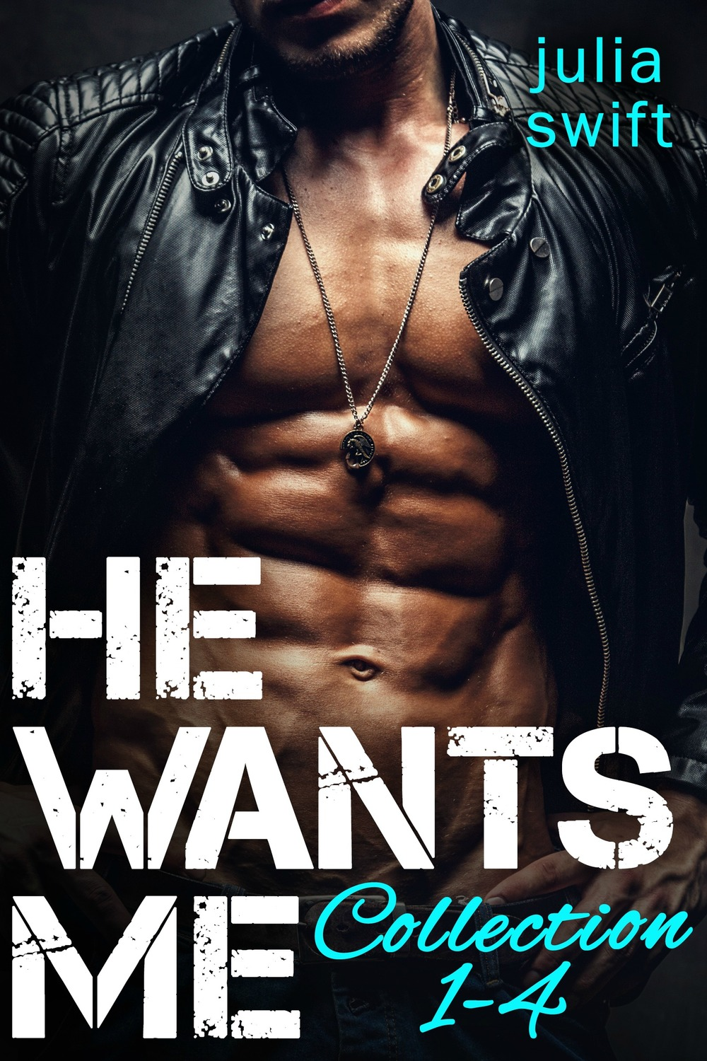 He Wants Me by Julia Swift