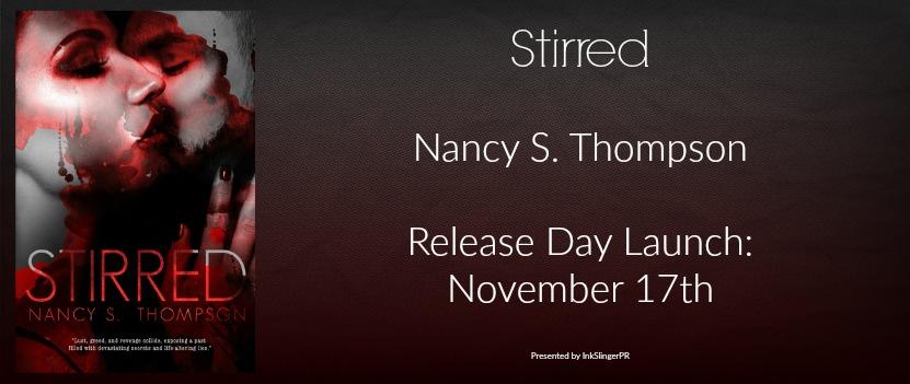 Stirred by Nancy S. Thompson