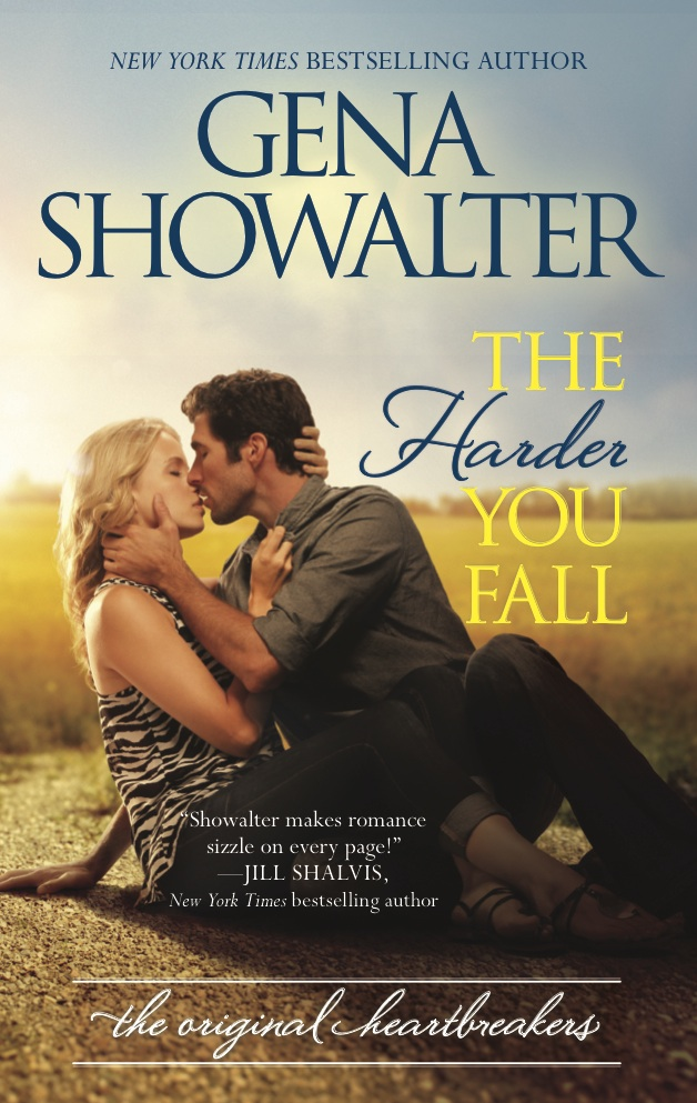 The Harder You Fall by Gena Showalter