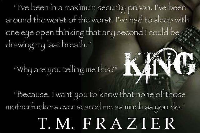 King by TM Frazier