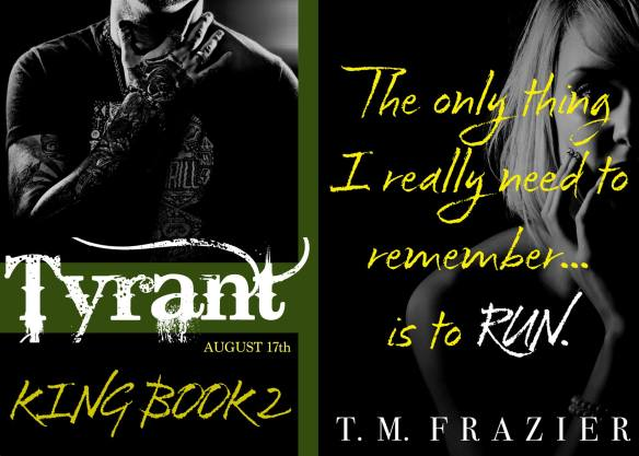 Tyrant by TM Frazier