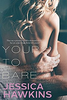 Yours to Bare (Slip of the Tongue Duet Book 2) by Jessica Hawkins