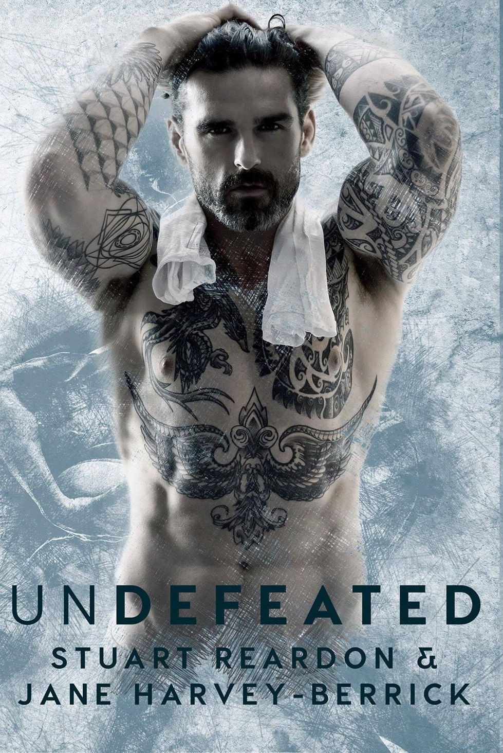 Undefeated by Stuart Reardon and Jane Harvey-Berrick