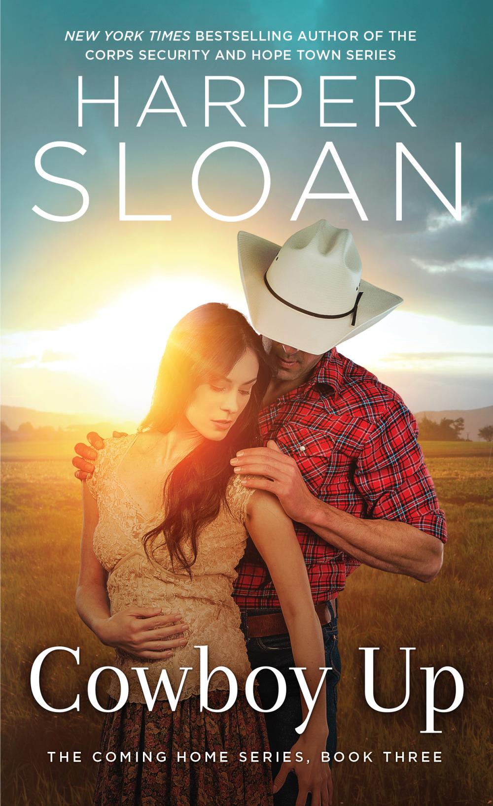 Cowboy Up by Harper Sloan