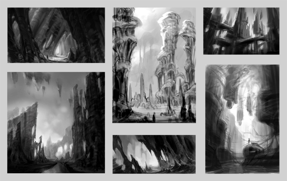 Environments Thumbnails