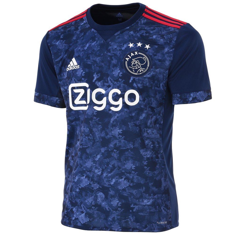 Ajax Away Shirt - 2017 (image courtesy of  Football Shirt Culture )
