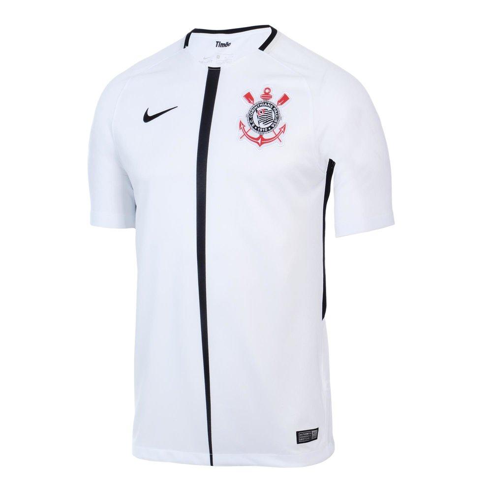 Corinthians Home Shirt - 2017 (image courtesy of  Football Shirt Culture )