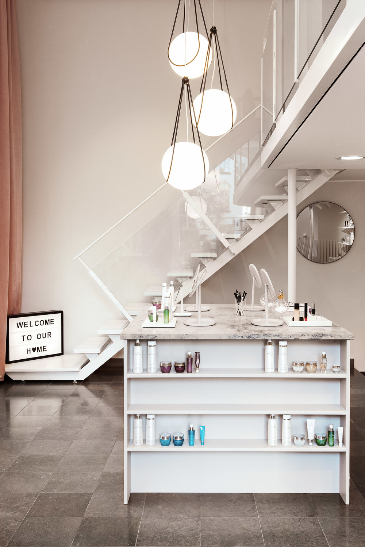 Inredningsarkitekt stockholm butik oriflame