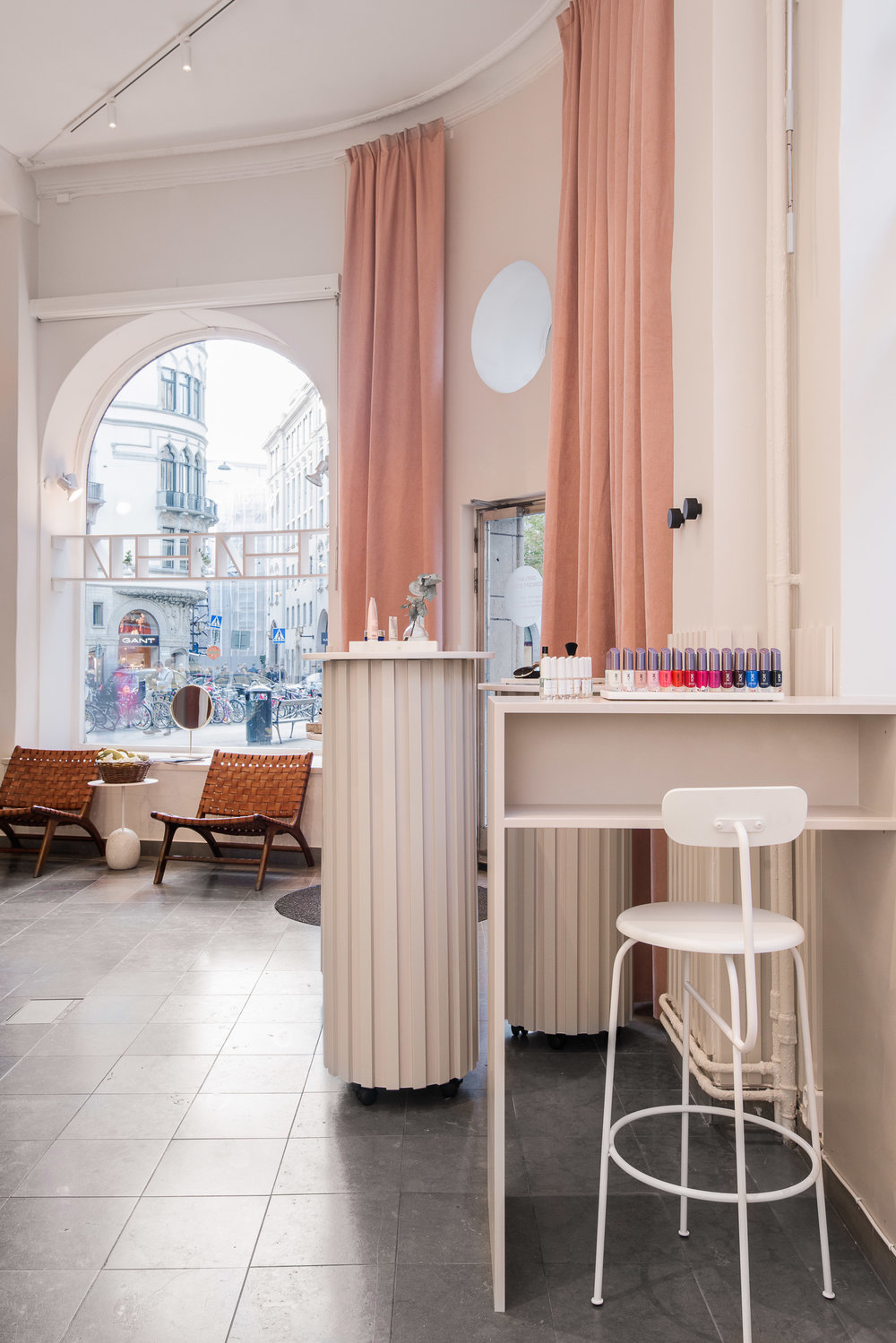 Inredningsarkitekt stockholm butik oriflame 4