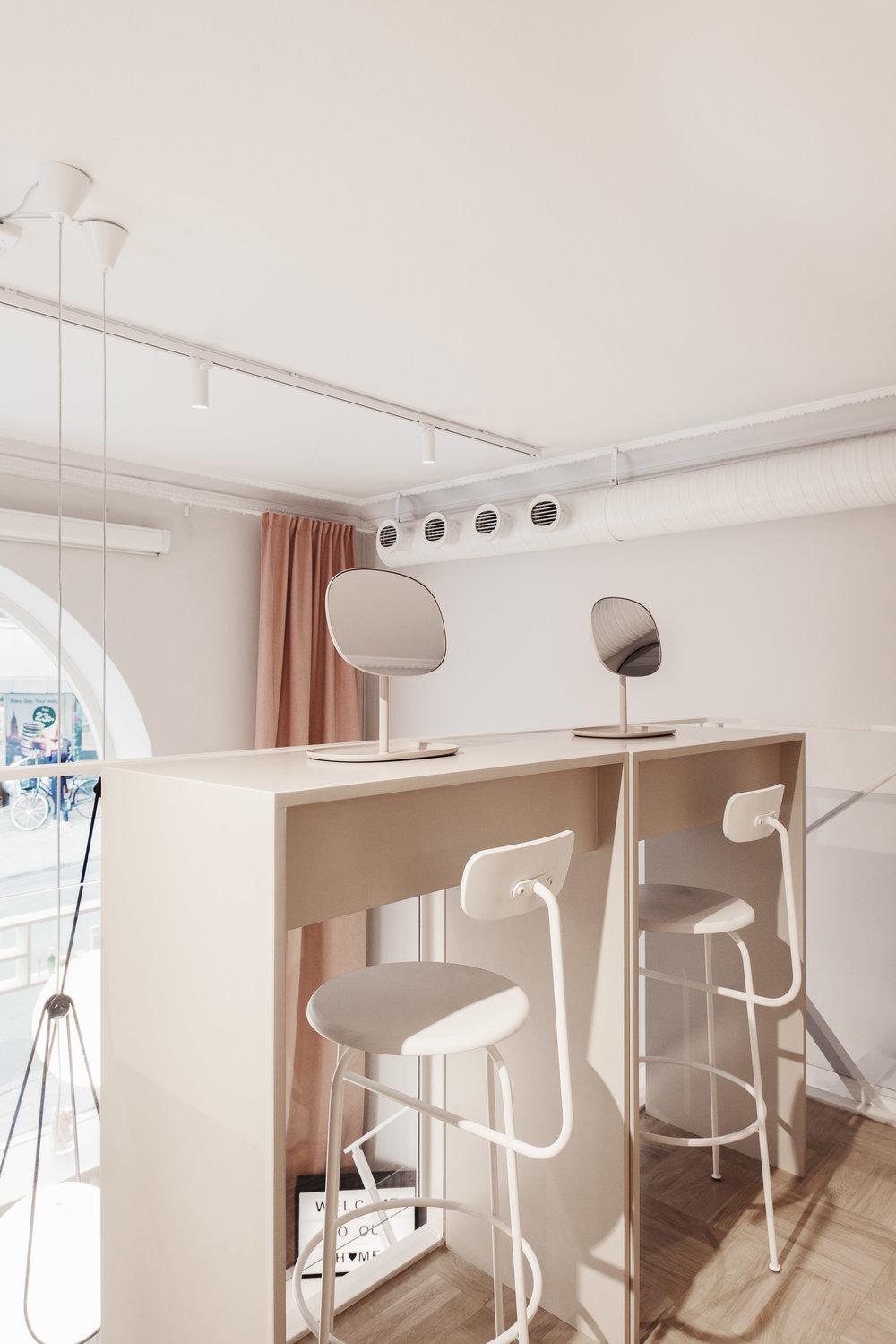 Inredningsarkitekt stockholm butik oriflame 11
