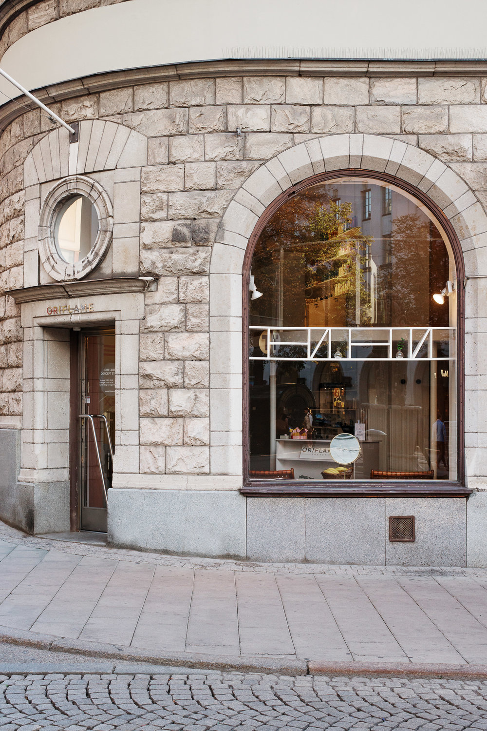 Inredningsarkitekt stockholm butik oriflame 13