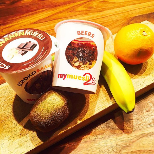 Tomorrow's breakfast will be like... 🙌🏻❤️ with @mymuesli (first try out)! #curious #nieuweontdekking #breakfast #expectations #jummy