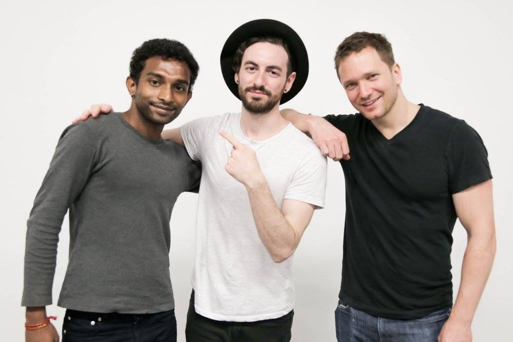 Mathan, Josh, and Max
