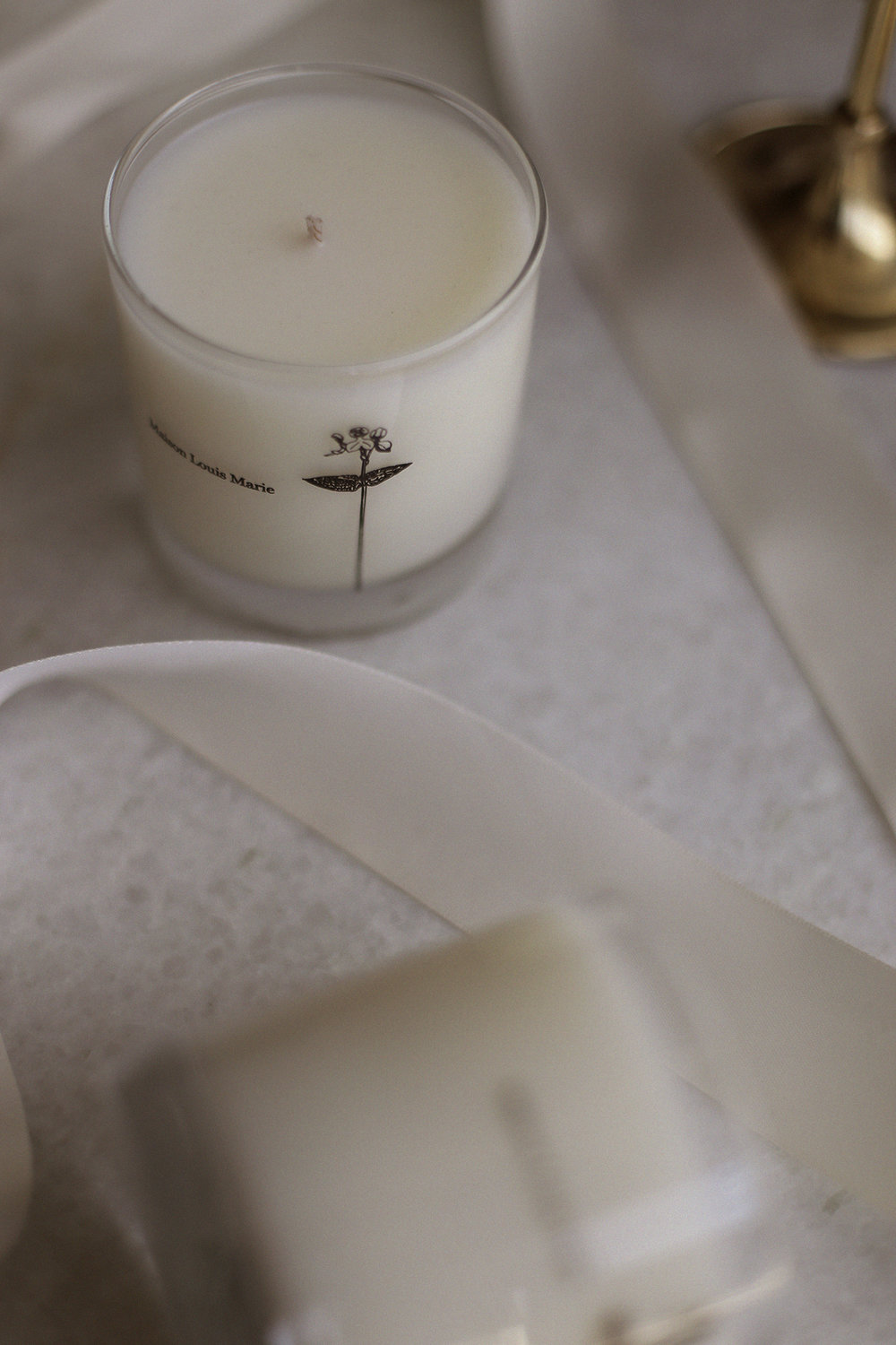 Maison Louis Marie Candle - I discovered this brand while I was in New York and fell in love with the simplicity. The Cassis scent is my absolute favourite and exudes a fruity note with an aromatic white rose and warm oakmoss base. I'm a believer that candles can warm both your heart and home so I love gifting them for special occasions.