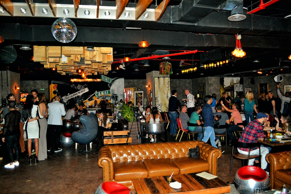 Tribeca celebrates first anniversary