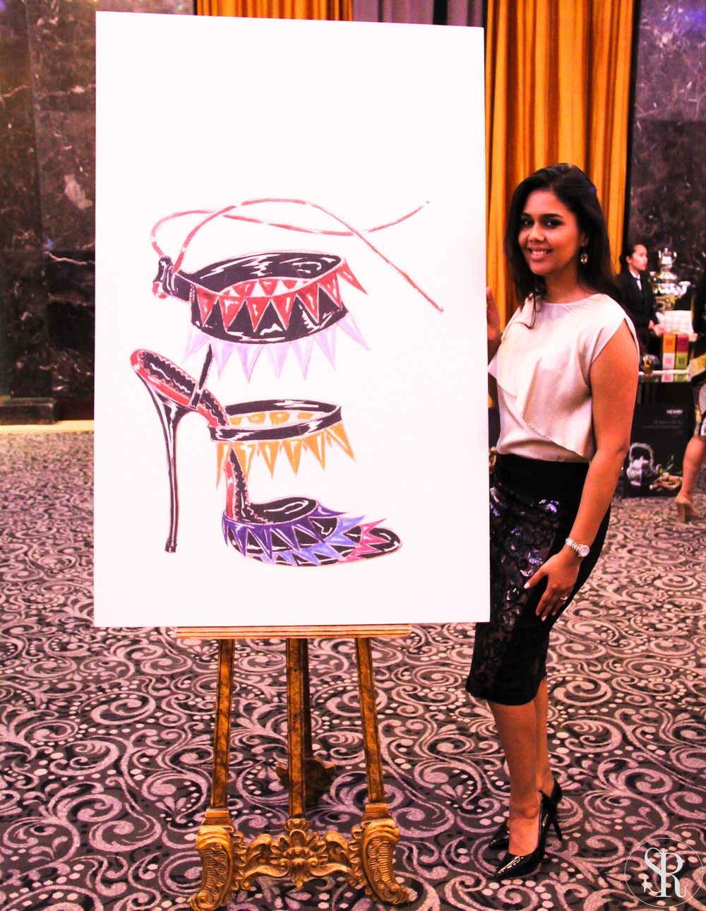VIP launch of MANOLO BLAHNIK collection Fashion Afternoon Tea by Raffles Dubai-4190.jpg