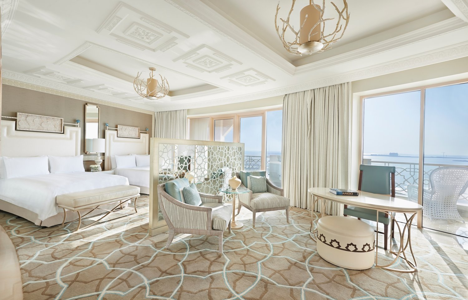 Waldorf Astoria Ras Al Khaimah Deluxe Room Queen With Balcony And Seaview Copy