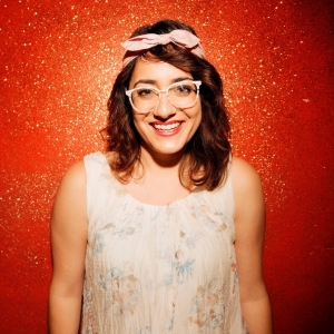 Marlena Rodriguez is a herspanic comedian who's been makin' em giggle since 1989. She's written for Unbreakable Kimmy Schmidt, The Second City, and was named a Comedy Central Comic To Watch. Google for more, listen to Marlena's podcast What Would My Friends Do?, and follow her on twitter @marlenarodrigz