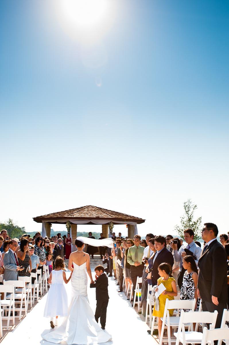 Rustic Wedding in Dallas, TX