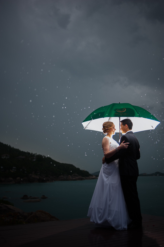 Beach Wedding Photography - David Loi Studios - Koh Samui, Thailand
