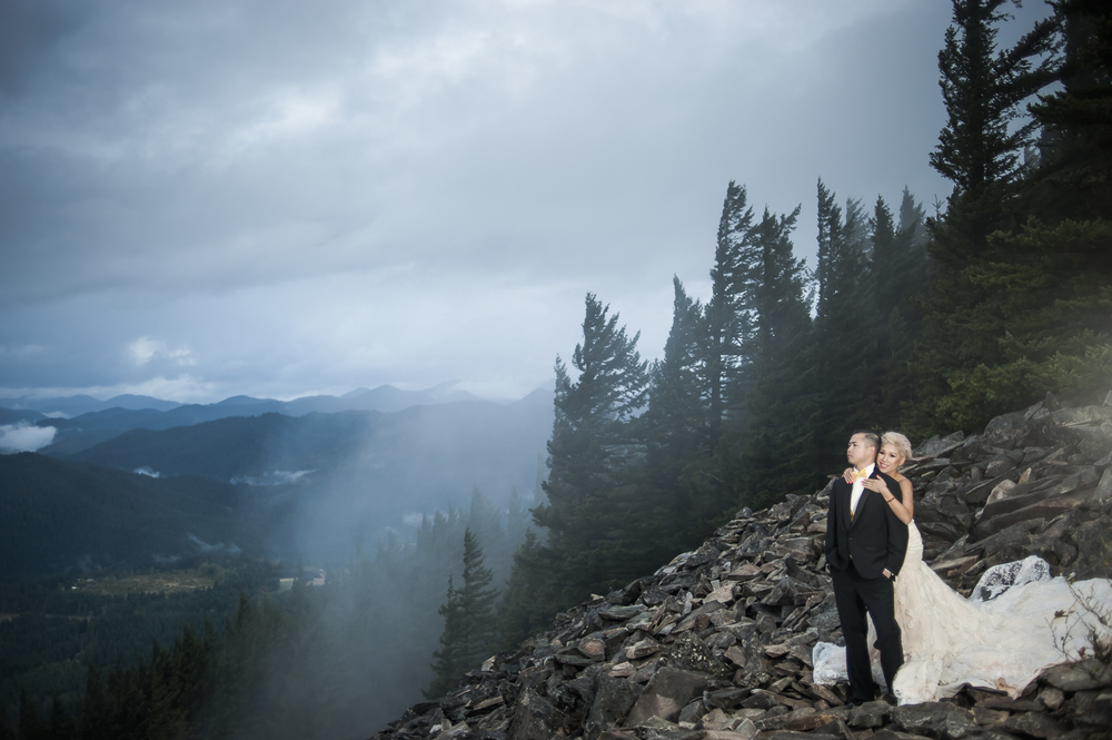 Engagement Session in Portland, Oregon by Dallas Wedding Photographer