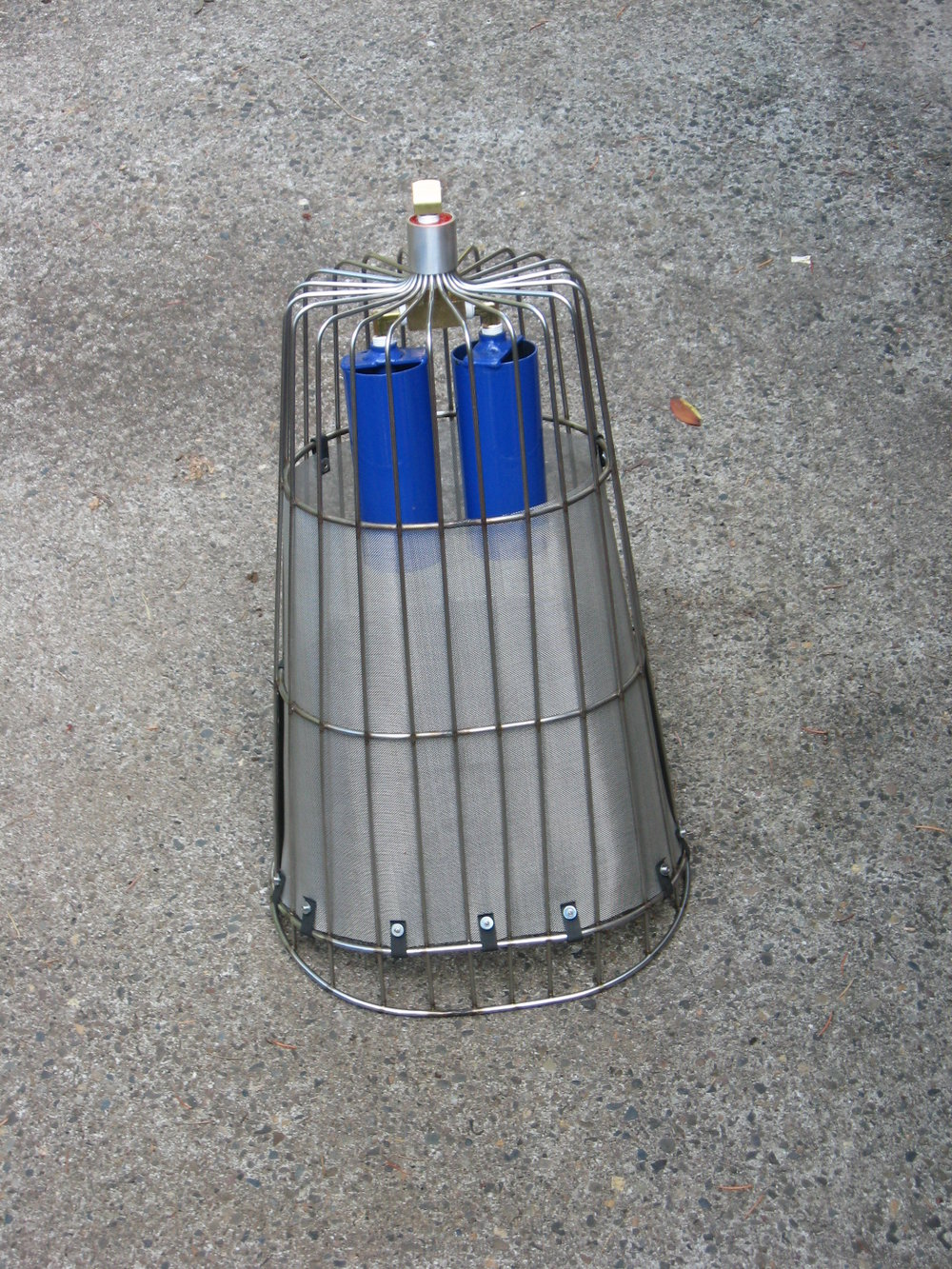 Oval Basket - $219