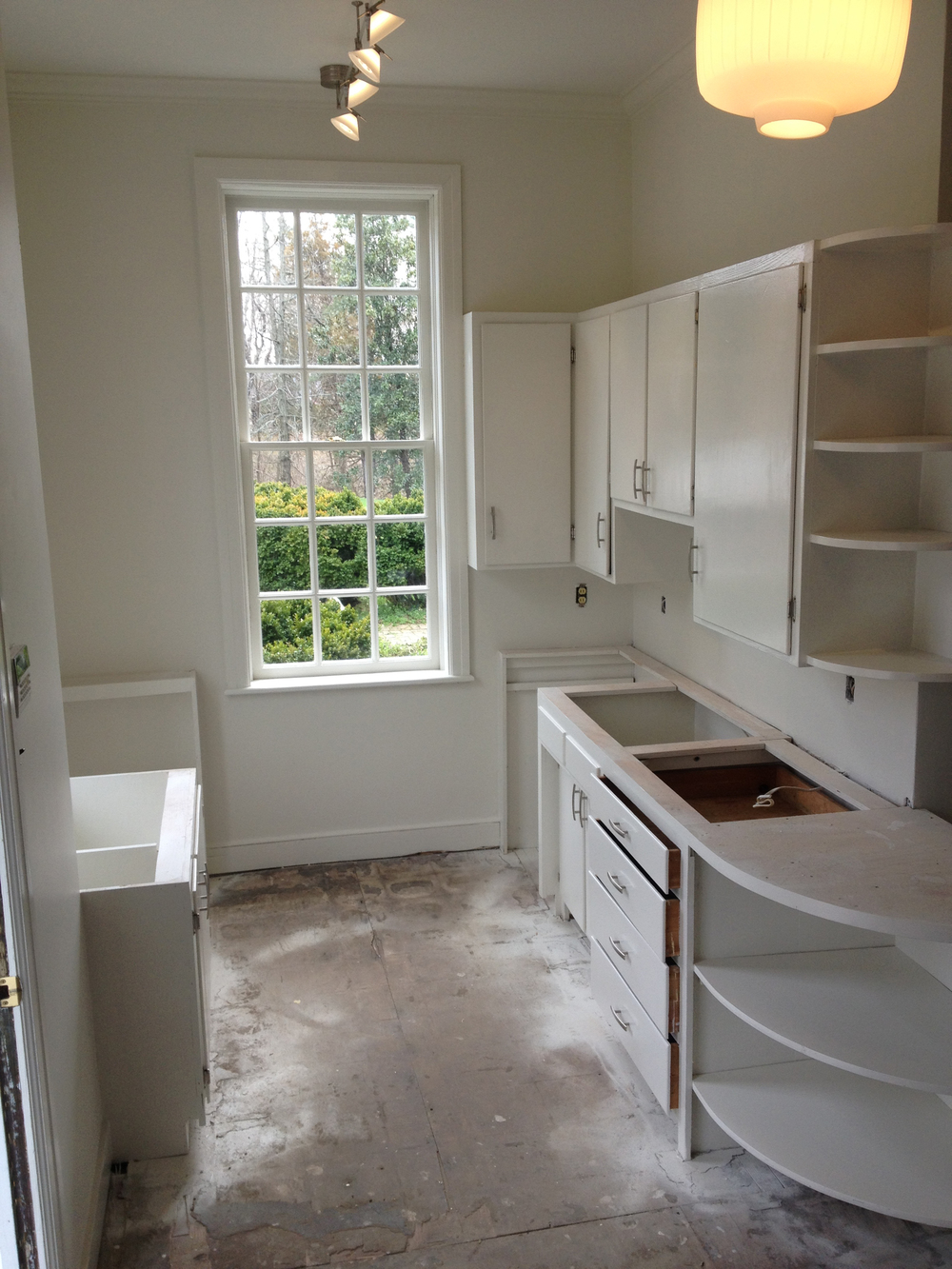 Fotheringay, Kitchen Renovation