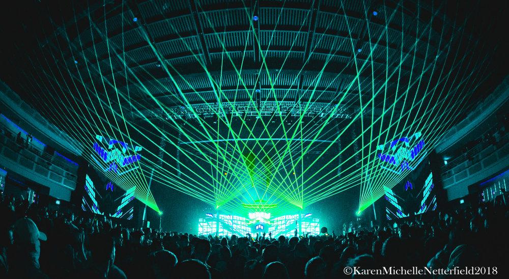 Datsik The Joint Las Vegas EDM Rave Scene Music
