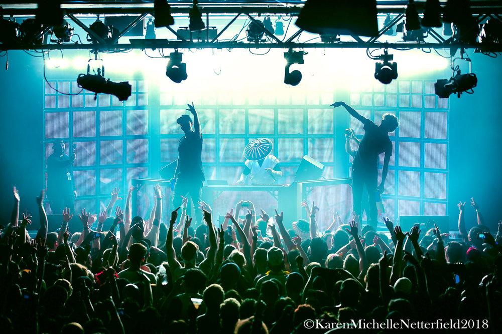 The Joint Datsik Las Vegas EDM Rave Scene Music