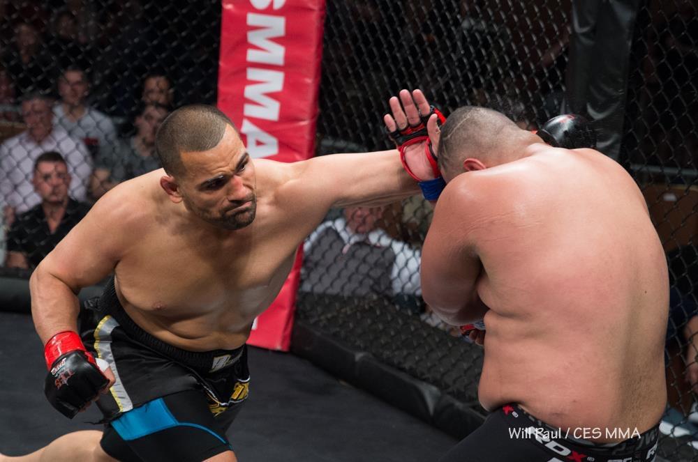 Paul, Will.CES 44: Bessette vs. Trjillo.2017. CES MMA. Lincoln, RI.CES MMA Facebook. July 9, 2017