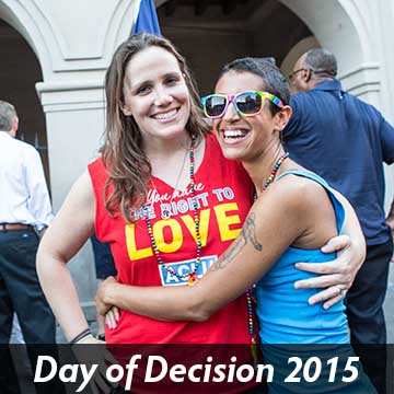 New Orleans Day of Decision Marriage Equality Rally 2015 Photos