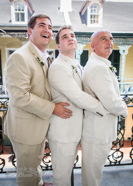"Then again, this family's reinterpretation of the classic ""prom pose"" was pretty great..."