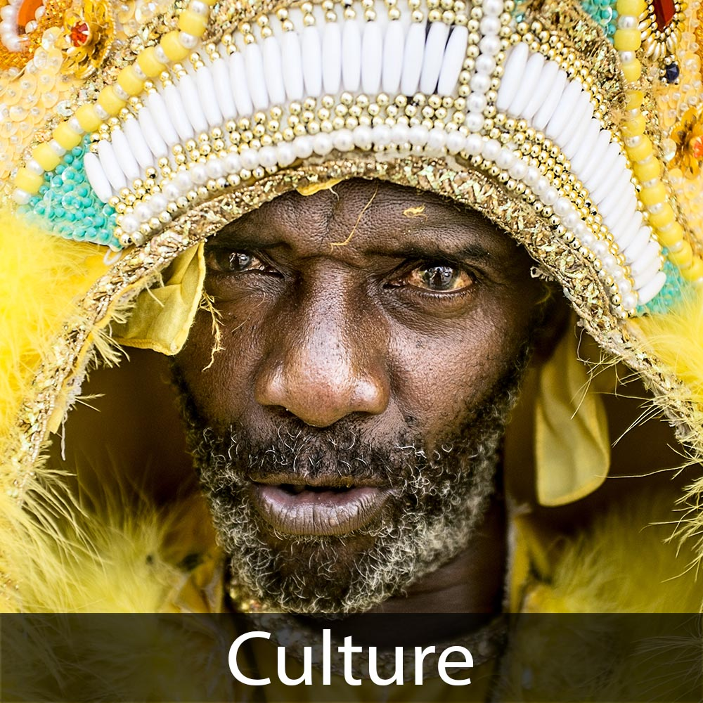 New Orleans Cultural Photos