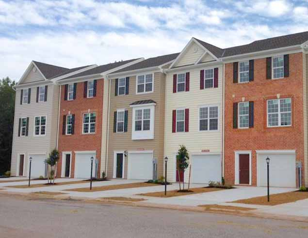 Cambridge Crossing Townhomes
