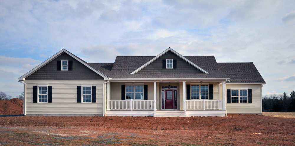 Winding Drive Farmhouse