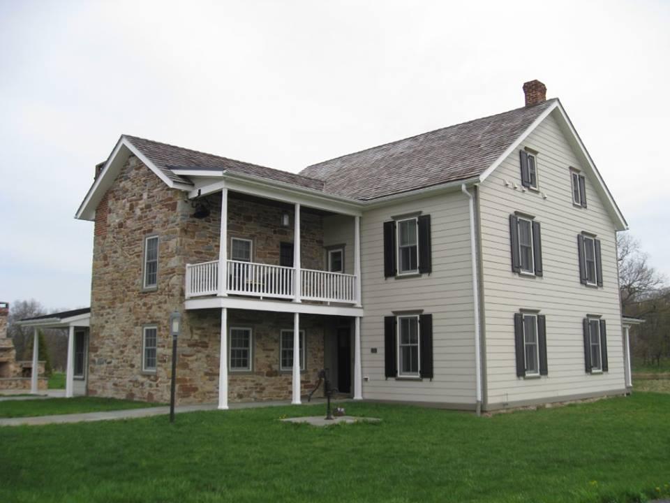1840 Farm House
