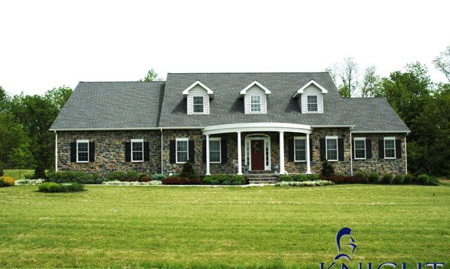 Circle Front Colonial