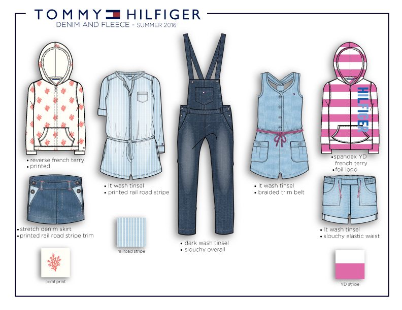 9cae1569a Tommy Hilfiger — Maxine Lacer