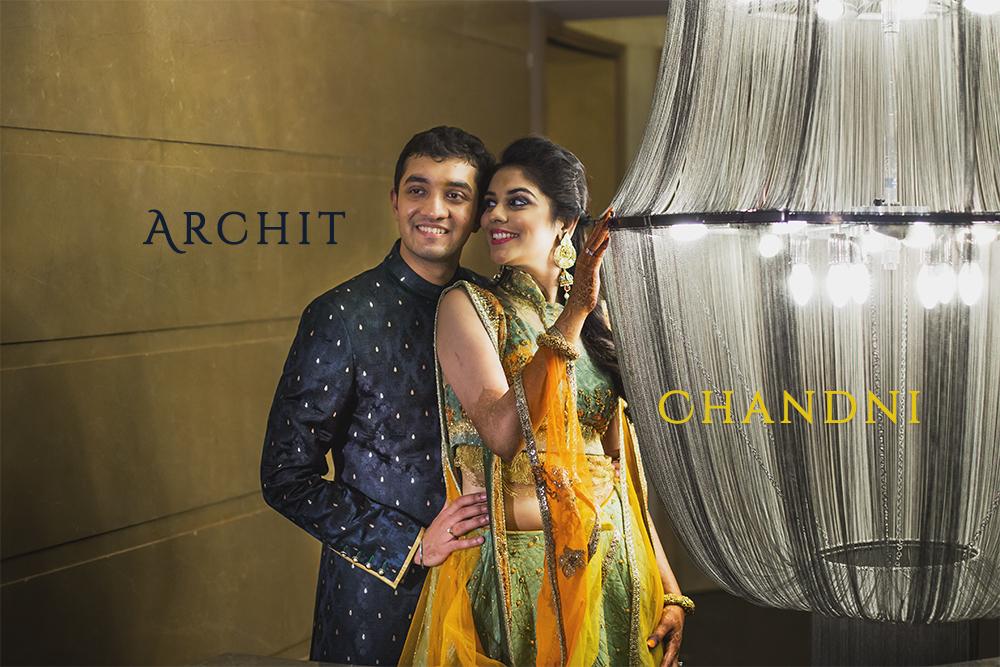 Archit & Chandni's photographs