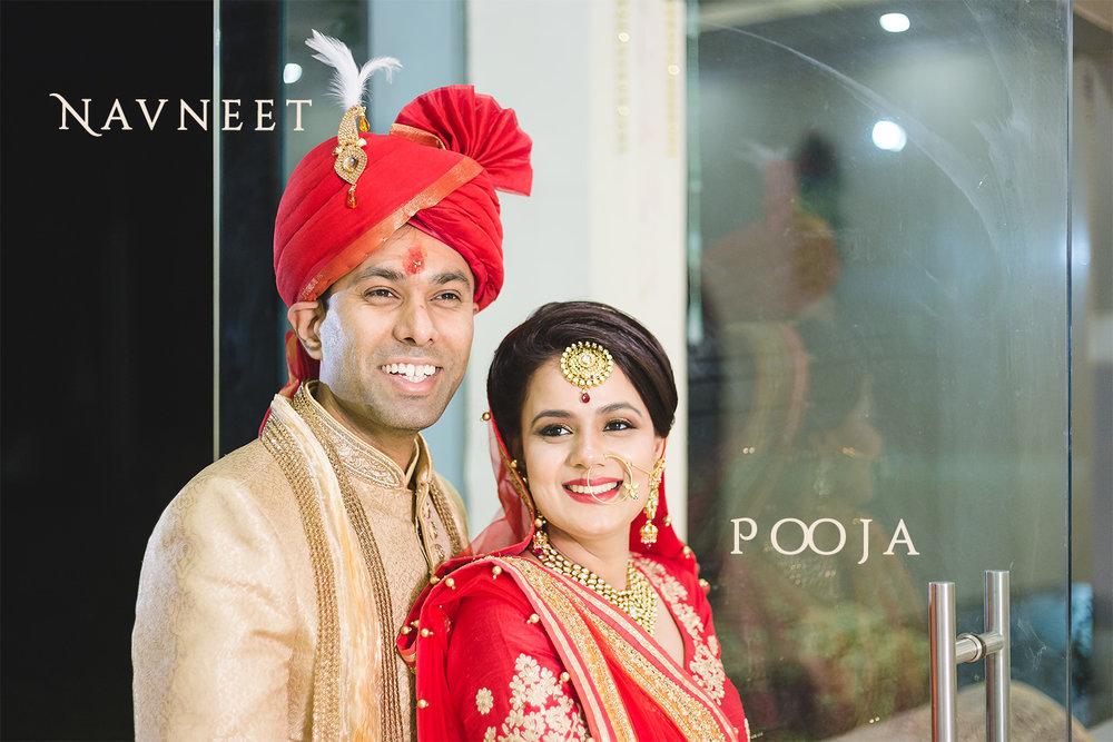 Navneet & Pooja's Weddding Photos