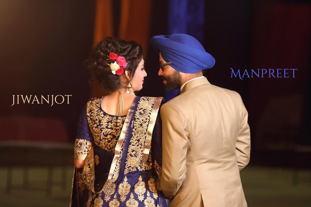 Manpreet & Jiwanjot's Wedding albums