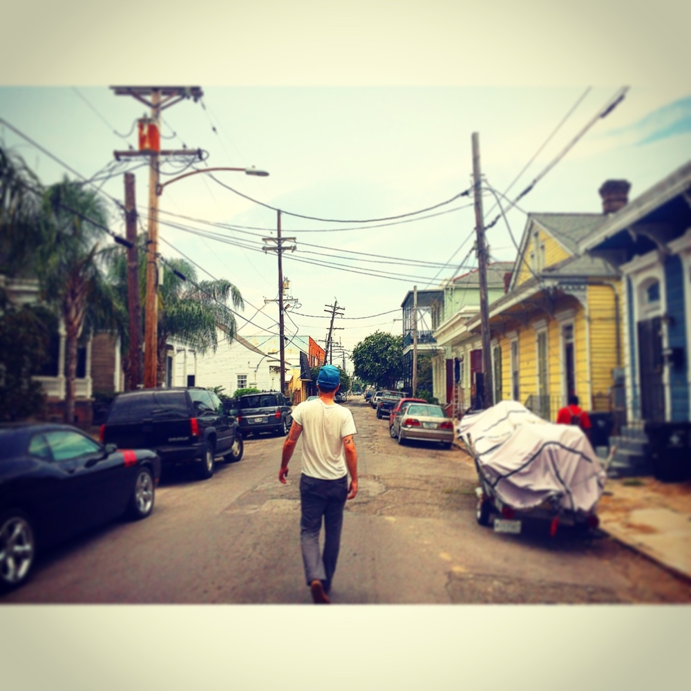 Day 31: New Orleans, LA    6029 miles