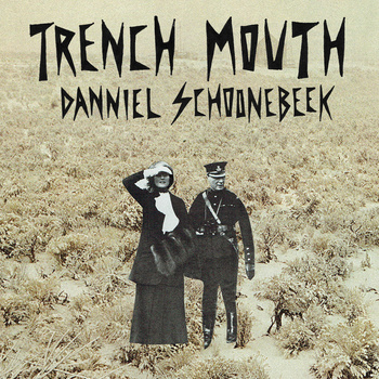 "Danniel Schoonebeek reads a poem called  ""Telamakos"" on his Black Cake Records record, Trench Mouth, and my voice is featured on that track.  Listen to that, and if you like it, maybe buy the book,  American Barricade , in which that poem appears from  Yes Yes Books ."