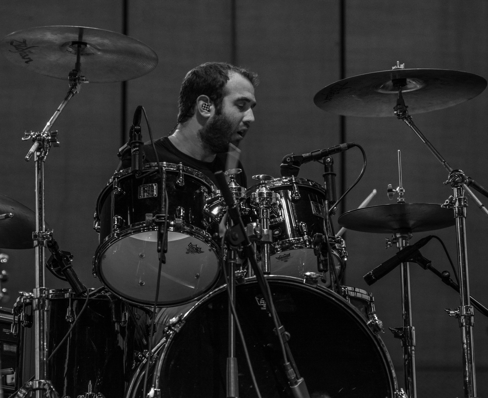 Andy Warren, Percussion, Drums, Vocals