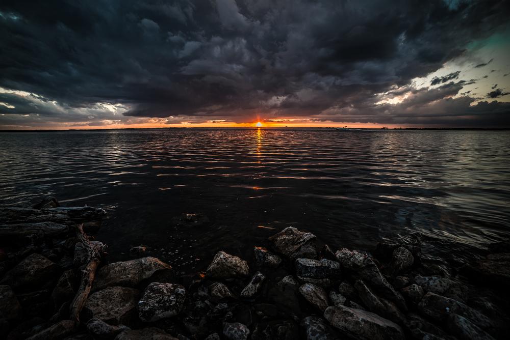 """Ominous Sunset"" - ©Jonathon Walters"